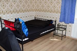 Schlafzimmer mit Bett