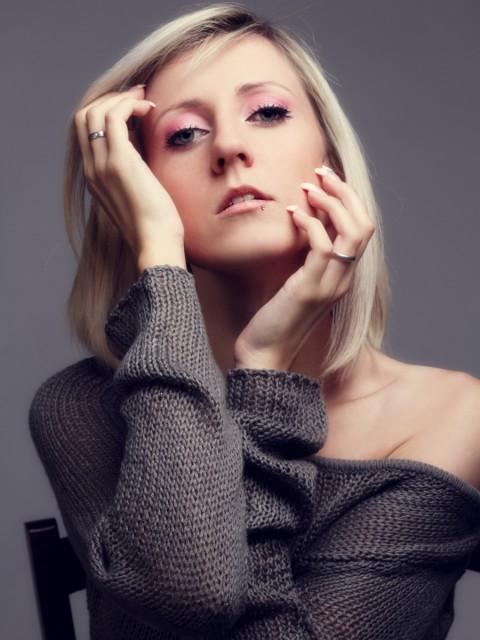 Portrait Blonde classic